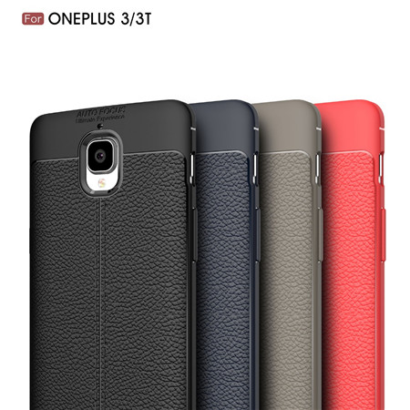 Good litchi TPU case for one plus 3T