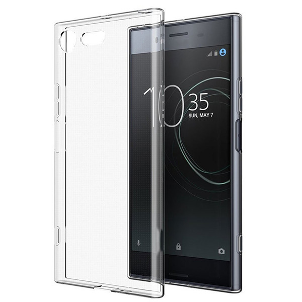 Premium Slim TPU Case For Sony Xperia XZ1