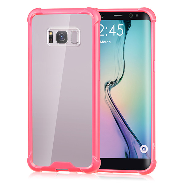 Samsung Galaxy S7 Rugged Clear Back Cover