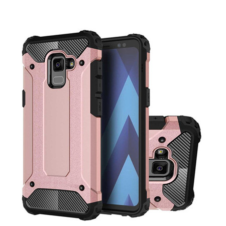 Protective Case for Galaxy A8 2018 Back Cover