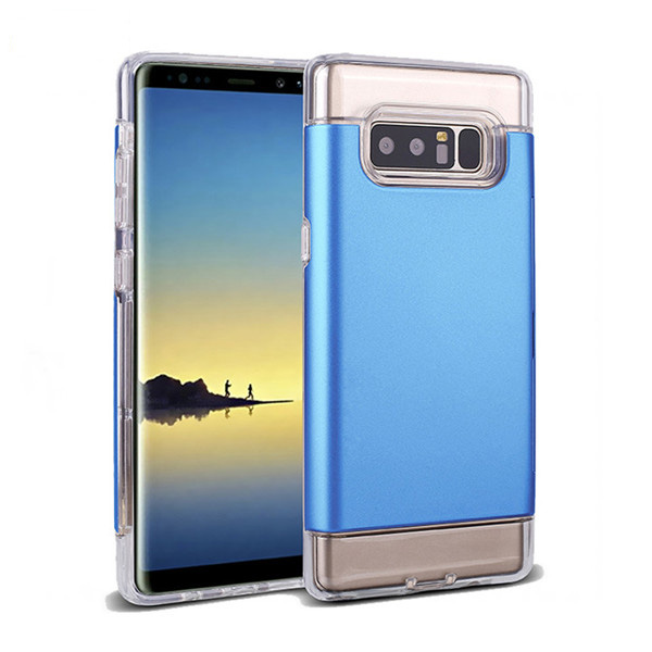 For Samsung Note8 Armor Shell Card Slot  Case