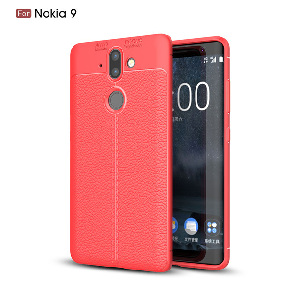 Upscale Highly Protective TPU Back Cover For Nokia 9