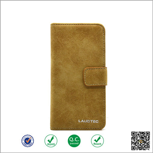 second layer leather case for iphone 6