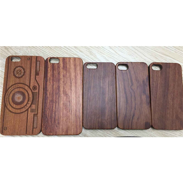 hybrid real wooden phone case for iphone 7