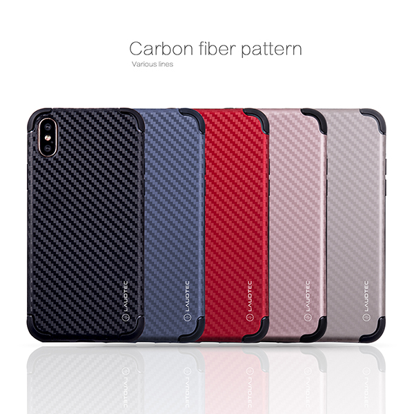 OEM/ODM carbon fiber case IML cover for iphonex