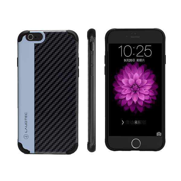 High Quality Thin Carbon Fiber TPU Shell Mobile Phone Case For iPhone6