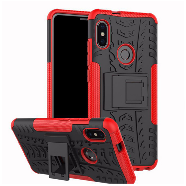 Hybrid Shockproof Armor Phone Case For Redmi Note 5 Pro
