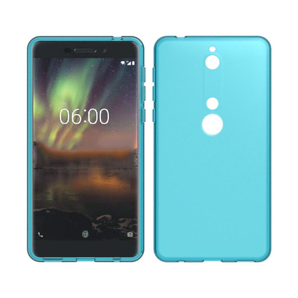 Pudding TPU Case for NOKIA 6 Cover Case