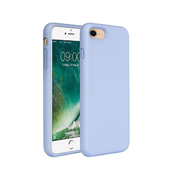 High Quality Liquid Silicone Gel TPU Mobile Phone Case for iPhone 8 iPhone 7