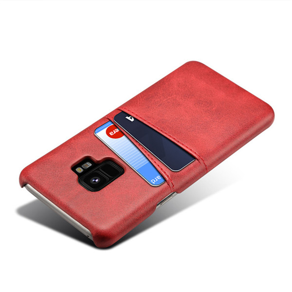 Pu leather case with credit slots case for Samsung