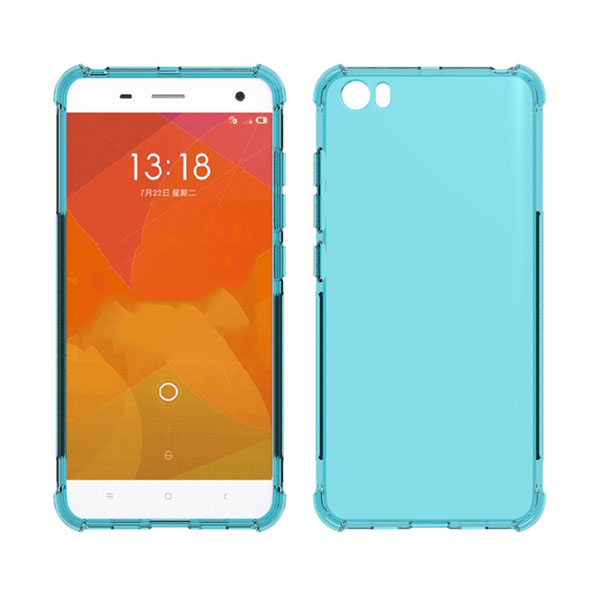 TPU Case with Shockproof Corner for Xiaomi 5 Case