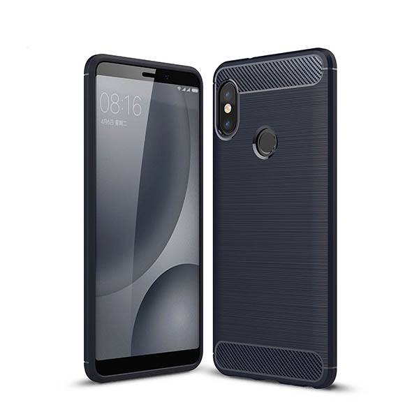 Carbon Fiber Cover Case For Xiaomi 6X Case