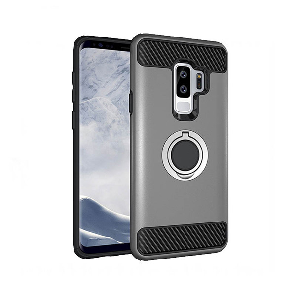 TPU PC 2 in 1 Case Cover for samsung s9