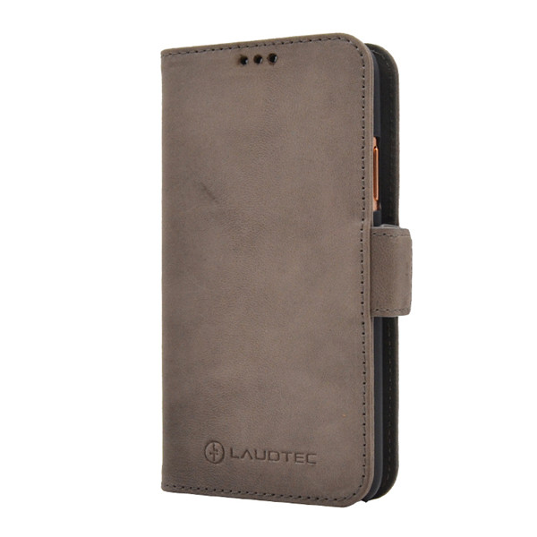 Genuine leather detachable wallet leather case for iphone x
