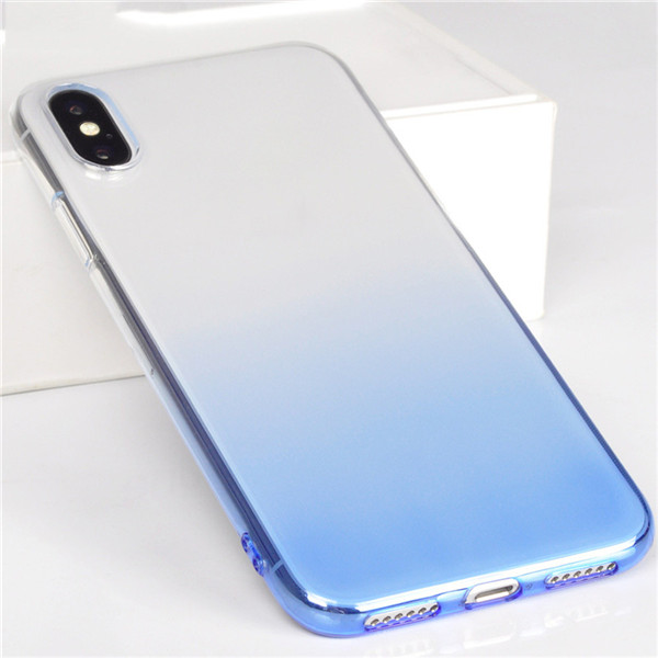 Soft TPU Lightweight Cover Case for iPhone X