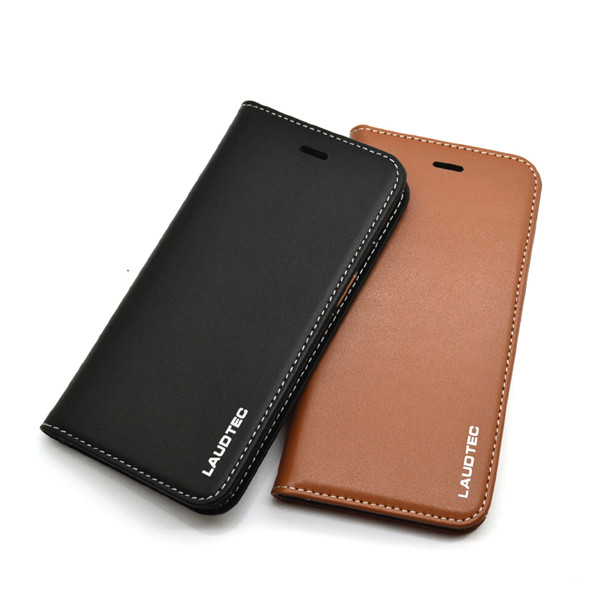 ​Genuine leather magnetic cover for Samsung Galaxy S8