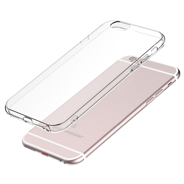 Premium Quality Transparent TPU Case for iphone 6