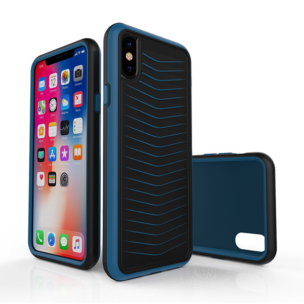 New design colorful tpu+pc defender cover case for iphone x