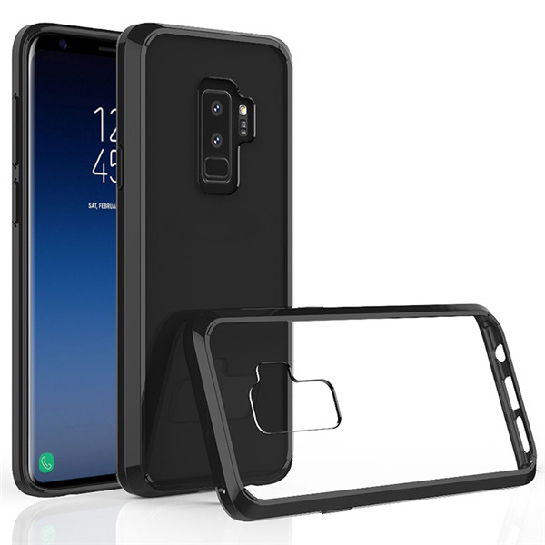 Upscale TPU+PC 2 in 1 Case for Samsung S9