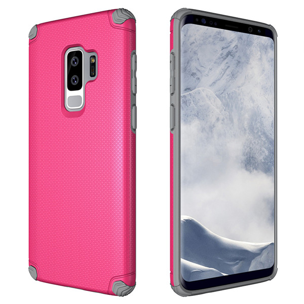 Upscale TPU+PC 2 in 1 Case for Samsung S9 plus