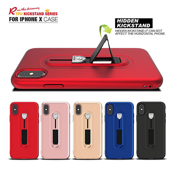 Mobile phone Carriage way TPU Case for iphone X