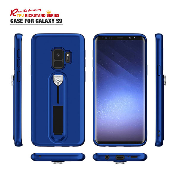 Carriage way TPU Case for Samsung Galaxy S9