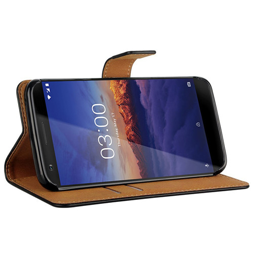 Nokia 3.1 Hot Selling Slim Leather Wallet Case