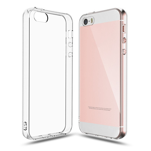 2018 Newest Transparent TPU Phone Case For iPhoe Se 2
