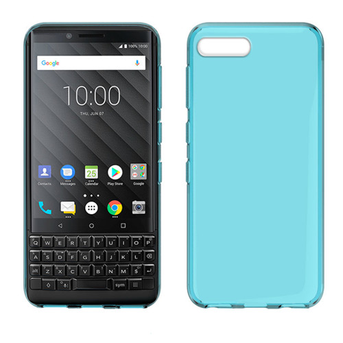Fashionable TPU Gel Phone Case For Blackberry Key 2
