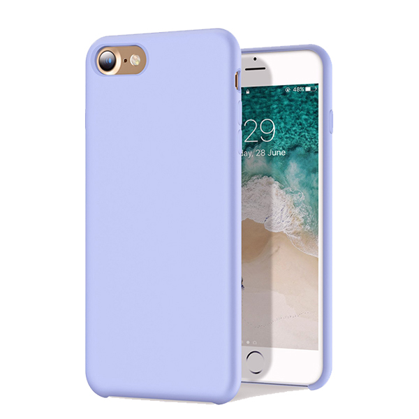 High Quality Liquid Silicone Case For Iphone 8/ 8 plus