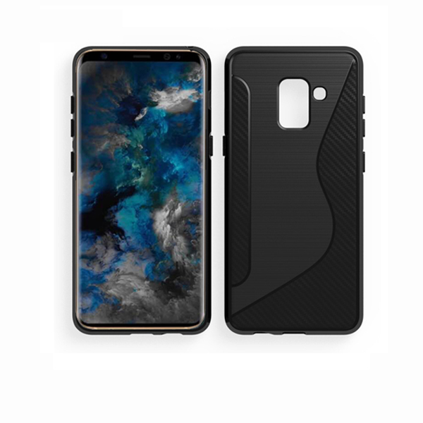 Soft TPU Back Case For Samsung Galaxy S9 /plus