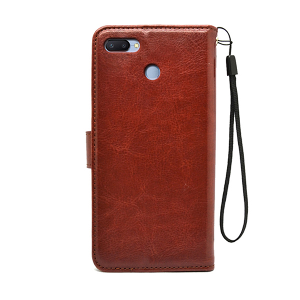 Beauty Wallet Case for Xiaomi Redmi 6