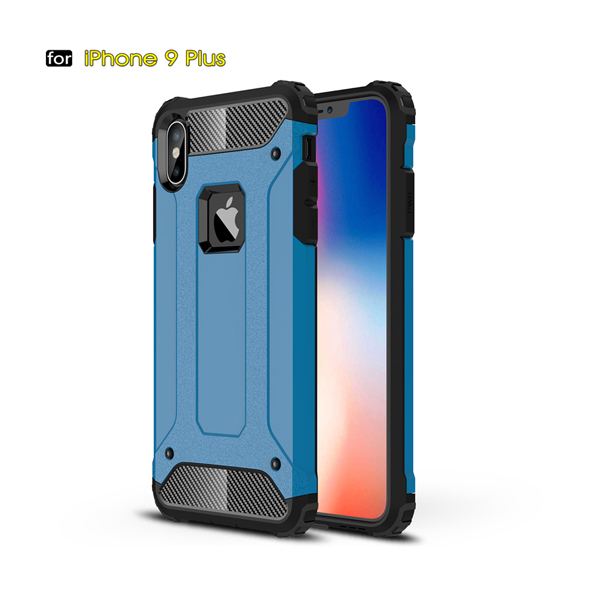 2018 Armour TPU PC Back Cover For iphone 9 Plus