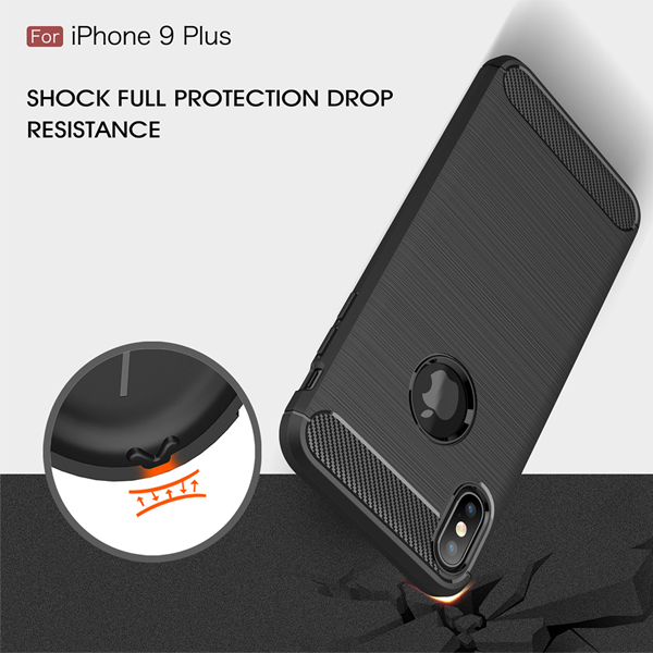 For iPhone XS Plus For iPhone 9 Plus Mobile Cover