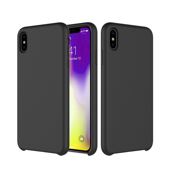 Liquid Silicone Shockproof Mobile Accessories Case For Iphone 9