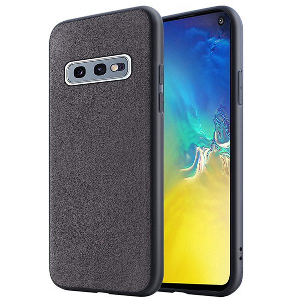 Laudtec nice sweid leather phone cover for Samsung Galaxy S10e