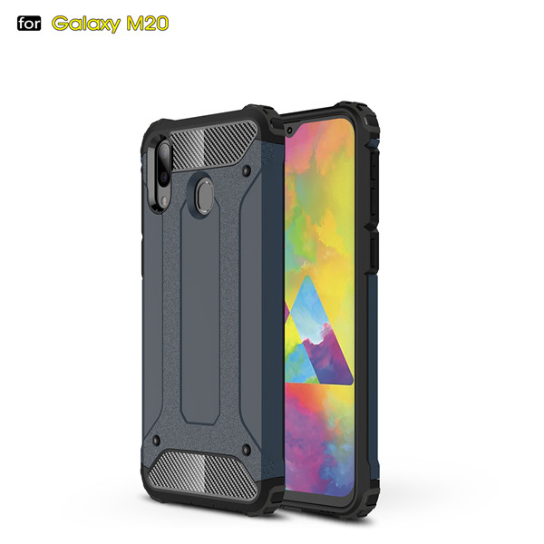 Heavy Duty Shockproof Full Phone Cover For Samsung Galaxy M20