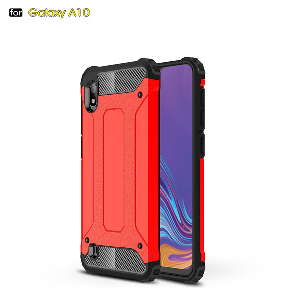 Latest Shockproof Armour Design Hard Phone Case For Samsung Galaxy A10