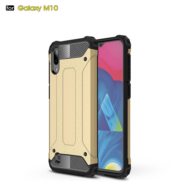 Popular Shockproof Armour Shell Hard Phone Cases For Samsung Galaxy M10