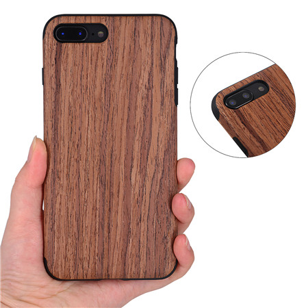 real wood phone case For iPhone 7 pluse