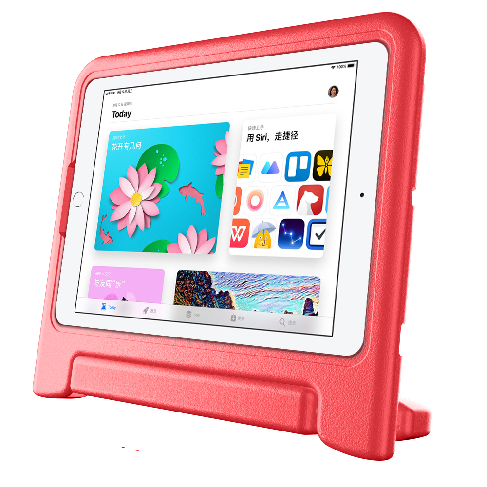 Hot seller Eva Foam Universal Kids Shockproof Tablet Case For Samsung Tab A 8inch