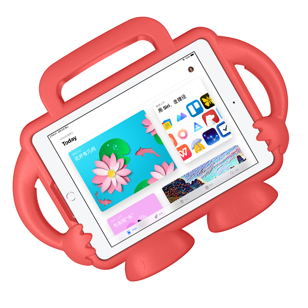 EVA Kids Protective Shockproof Cover Case For Tablet For iPad 2019 All Models