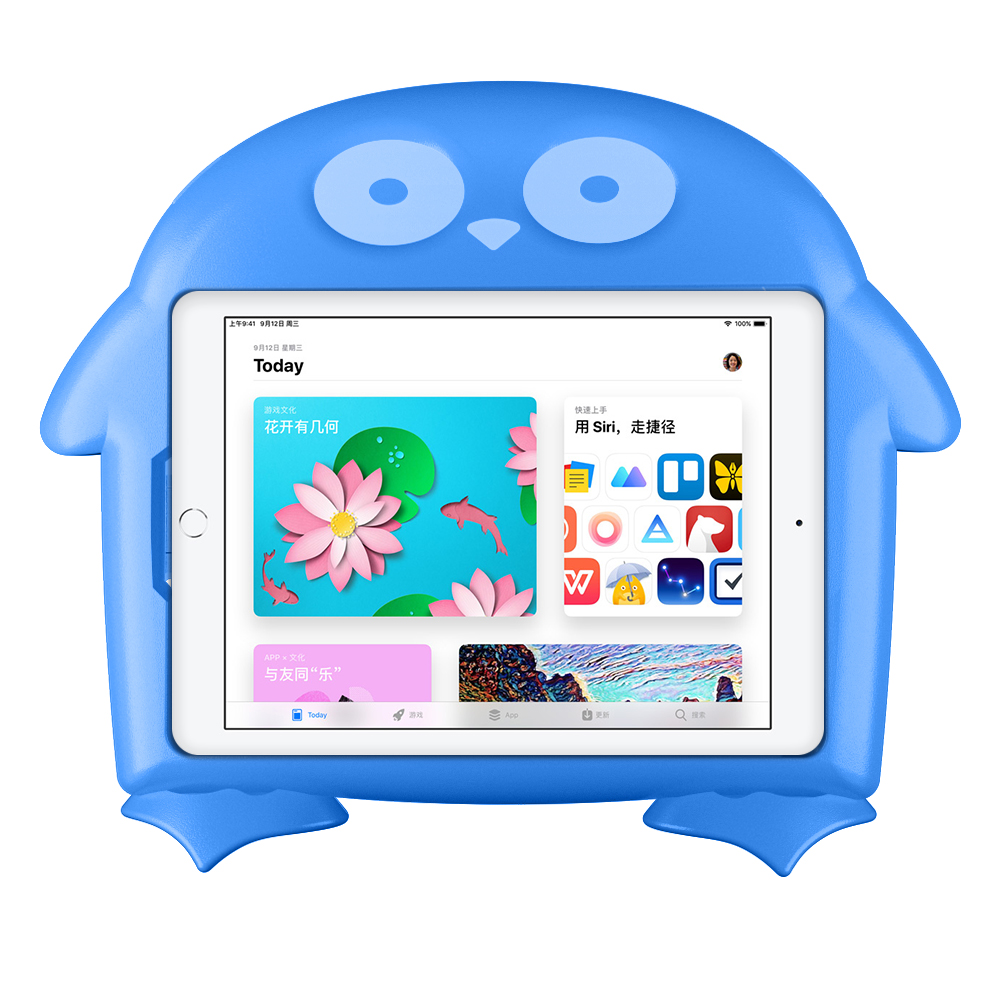 HOT SALES EVA Kids Protective Shockproof Cover Case For Tablet For iPad 2019 All Models