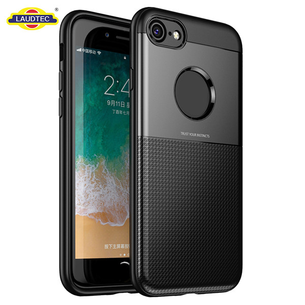 2019 latest For iPhone 7 8 Armor Shockproof Case Back Cover