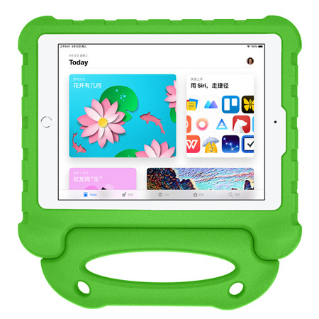 Laudtec patented design shockproof Eva tablet for ipad