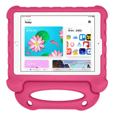 2019 Laudtec patented design Eva tablet case for ipad