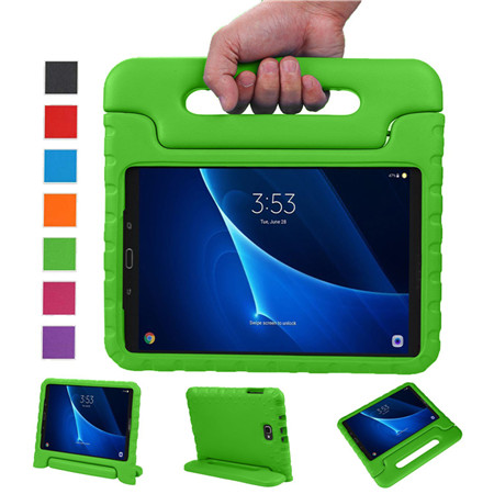 Eva carry handle tablet cover for Samsung Tab 10.1