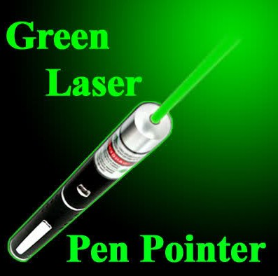 Red Laser Pointer 5mw Powerful Pen