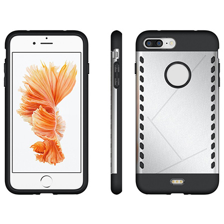 Armor Defender TPU+PC phone Case for iPhone 7