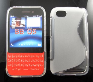 Blackberry Q5 S-Line Tpu Gel Case